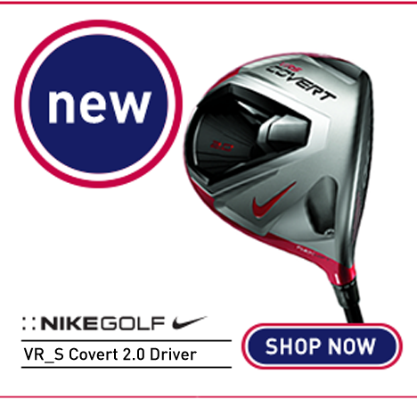 Nike Golf VR_S Covert 2.0 Driver