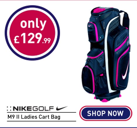 Nike Golf M9 II Ladies Cart Bag