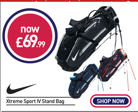 Nike Xtreme Sport IV Stand Bag