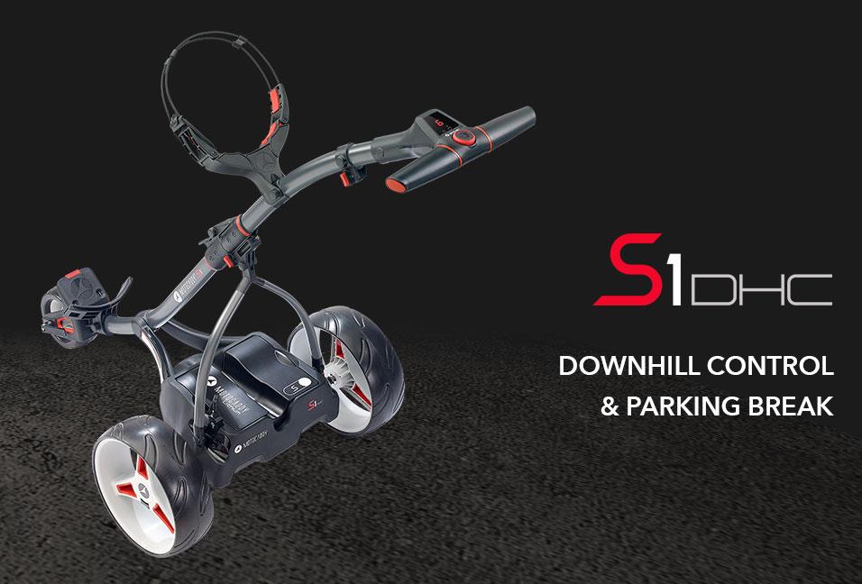Motocaddy S3 Pro Electric Trolley