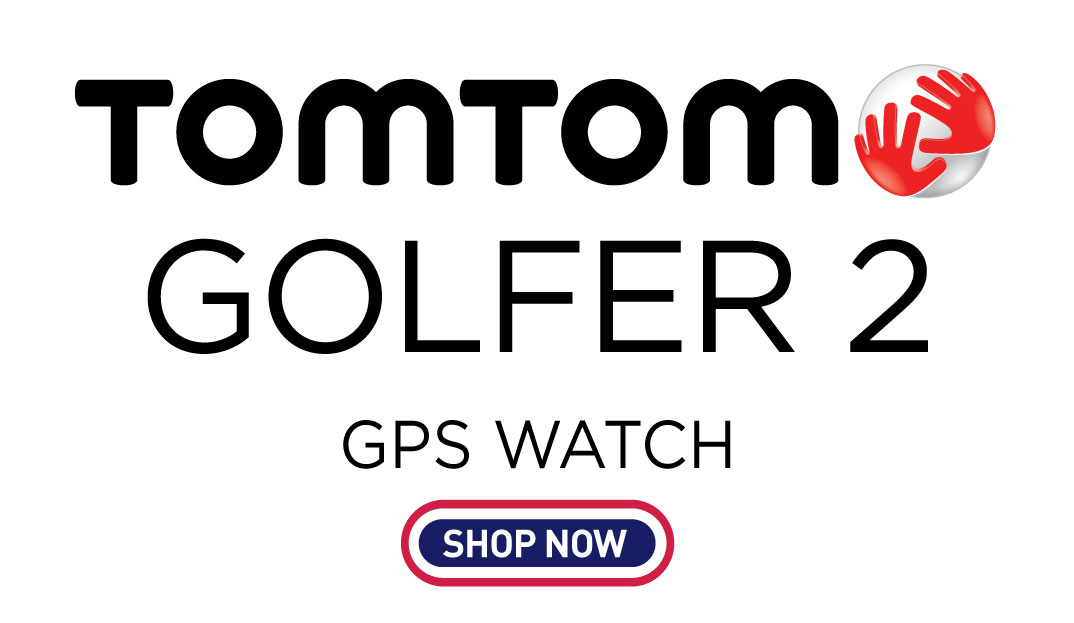 Tom Tom Golfer 2 Watch