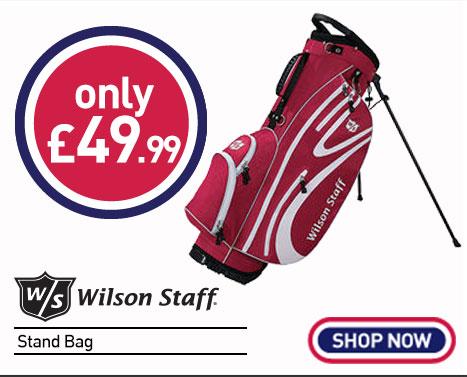 Wilson Staff Stand Bag