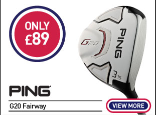 Ping G20 Fairway Only £89