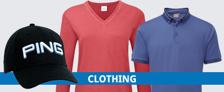 Ping Golf Clothing