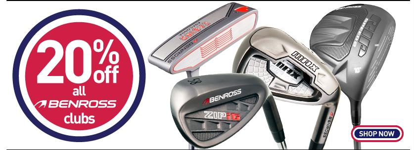 Benross Golf Clubs