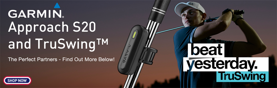 Garmin TruSwing Golf Swing Sensor
