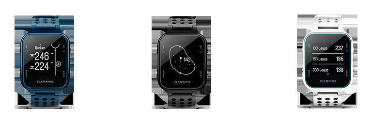 Garmin S20 Approach GPS Watch