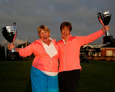 American Golf 9 Hole Ladies Champions 2016