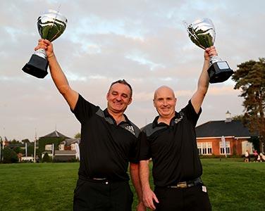 American Golf 9 Hole Championship winners 2016