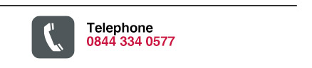 call us 0844 344 0577