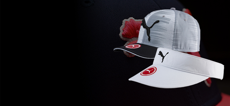 Puma Golf - Caps Background Image