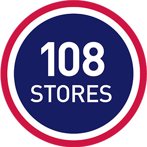 108 Stores