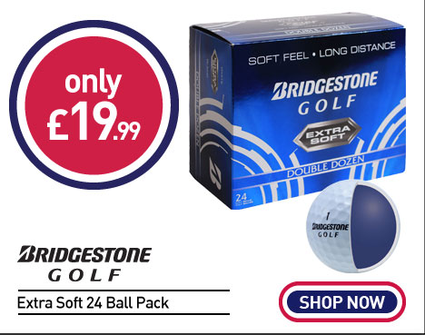 Bridgestone Extra Soft 24 Ball Pack