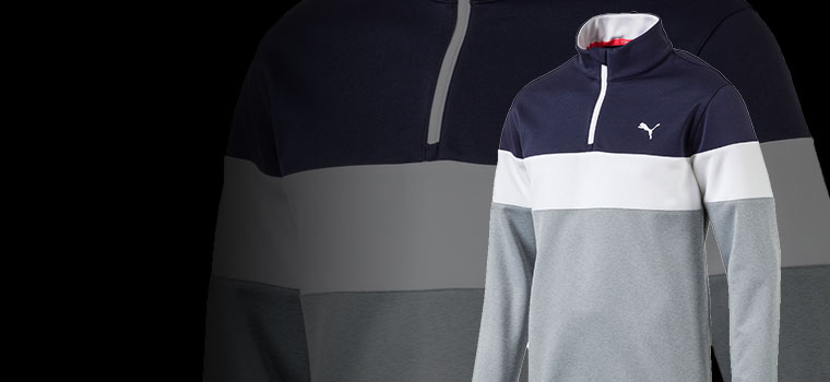 Puma Golf - Sweaters Background Image