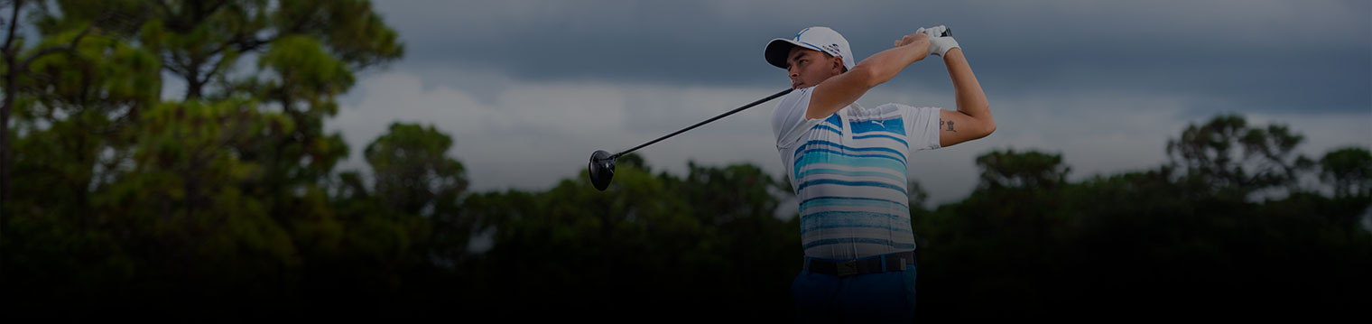 Puma Golf - Rickie Fowler Footer Hero Image