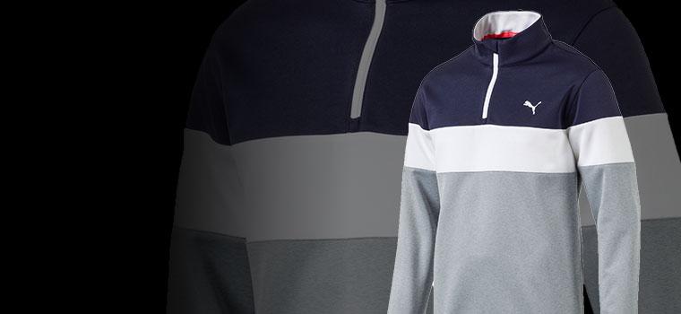 Puma Golf - Sweaters Background Image