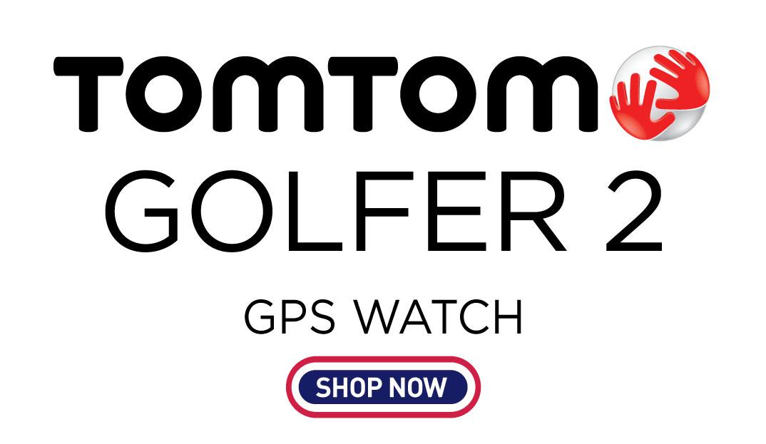 Tom Tom Golfer 2 Watch