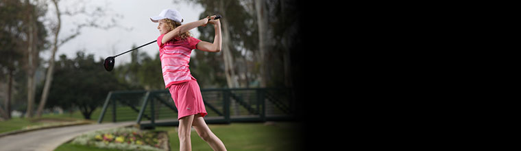 Puma Golf - Junior Clothing Mobile