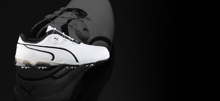Puma Golf - Shoes Background Image