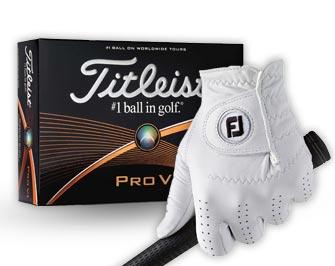 Golf Balls & Accessories