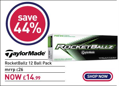 TaylorMade RocketBallz 12 Ball Pack