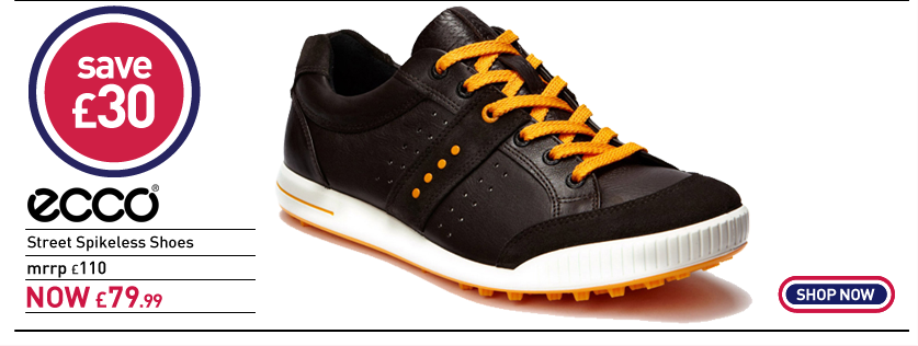 Ecco Street Spikeless Shoes