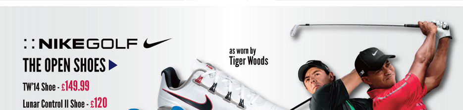 Nike The Open Shoes