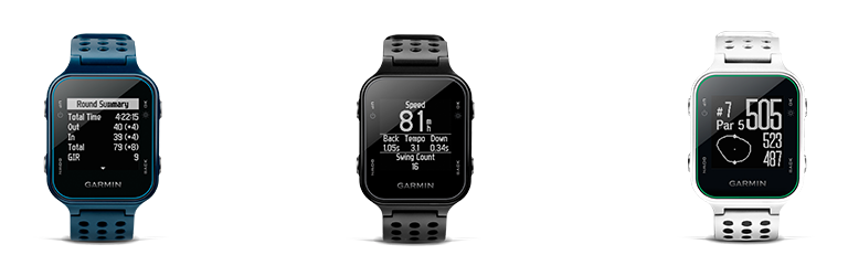 Garmin S20 Approach GPS Watch