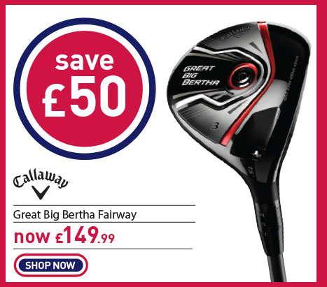 Callaway Great Big Bertha Fairway