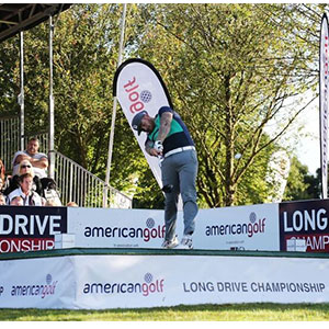 Mens Long Drive Champion 2016