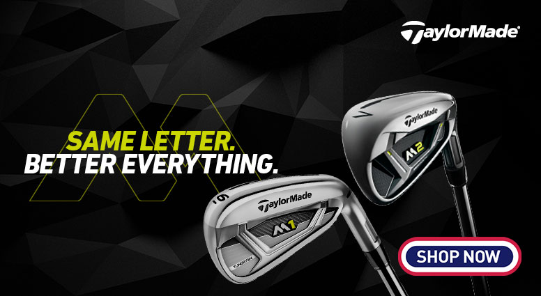 TaylorMade M Irons