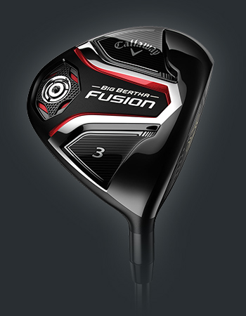 Big Bertha Fusion Fairway Wood
