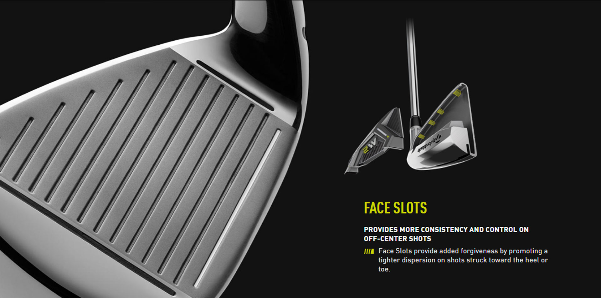 new TaylorMade M1 Benefits and Features