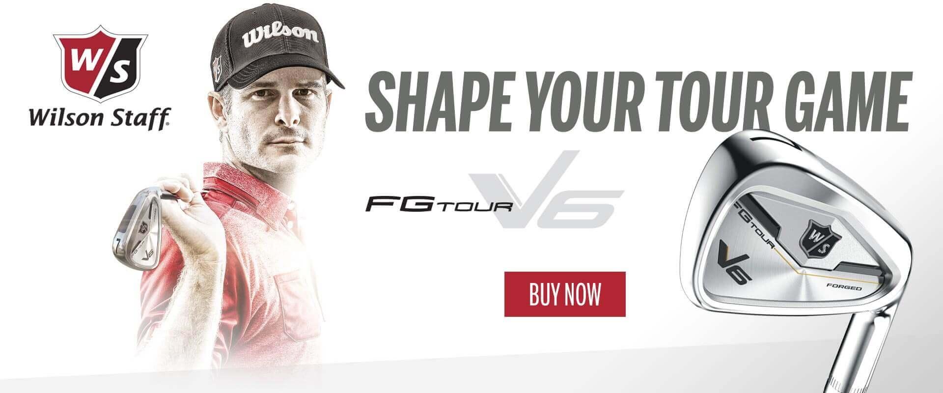 Shape Your Tour Game - FG Tour V6