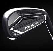 Video: Cobra Golf KING F8 Irons