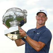 AG News: Noren wins tenth European Tour title at Open de France