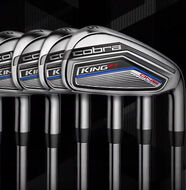 Video: Cobra Golf KING F7 One Length Irons