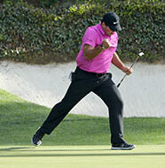 AG News: Reed claims green jacket glory at Augusta
