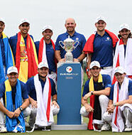 AG News: Bjorn guides Europe to comeback win at EurAsia Cup