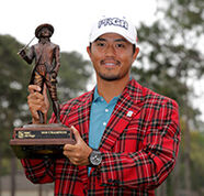 AG News: Kodaira makes PGA Tour breakthrough at Hilton Head