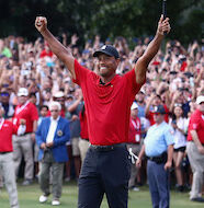 AG News: Tiger Woods Completes Comeback With Tour Championship