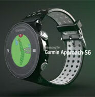 Video: Garmin present the Approach S6 Color Touchscreen GPS Golf Watch
