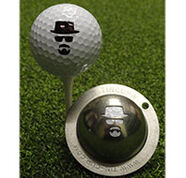 Tin Cup Golf Ball Markers