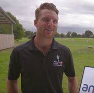 Video: Golf Q&A With Stokes, Buttler and Bumble