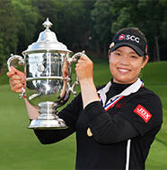 AG News: Jutanugarn survives meltdown to win U.S. Women's Open