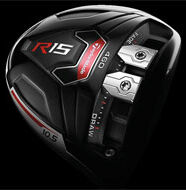 Review: New TaylorMade Golf R15 range
