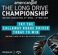 AG News: 2018 Long Drive Championship sponsored by Callaway Golf