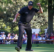 AG News: Magic Mickelson returns to winning ways in Mexico