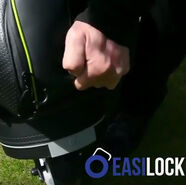 Video: Motocaddy introduces EASILOCK