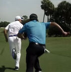 Video: Sergio Garcia vs. Jason Day | adipower Boost